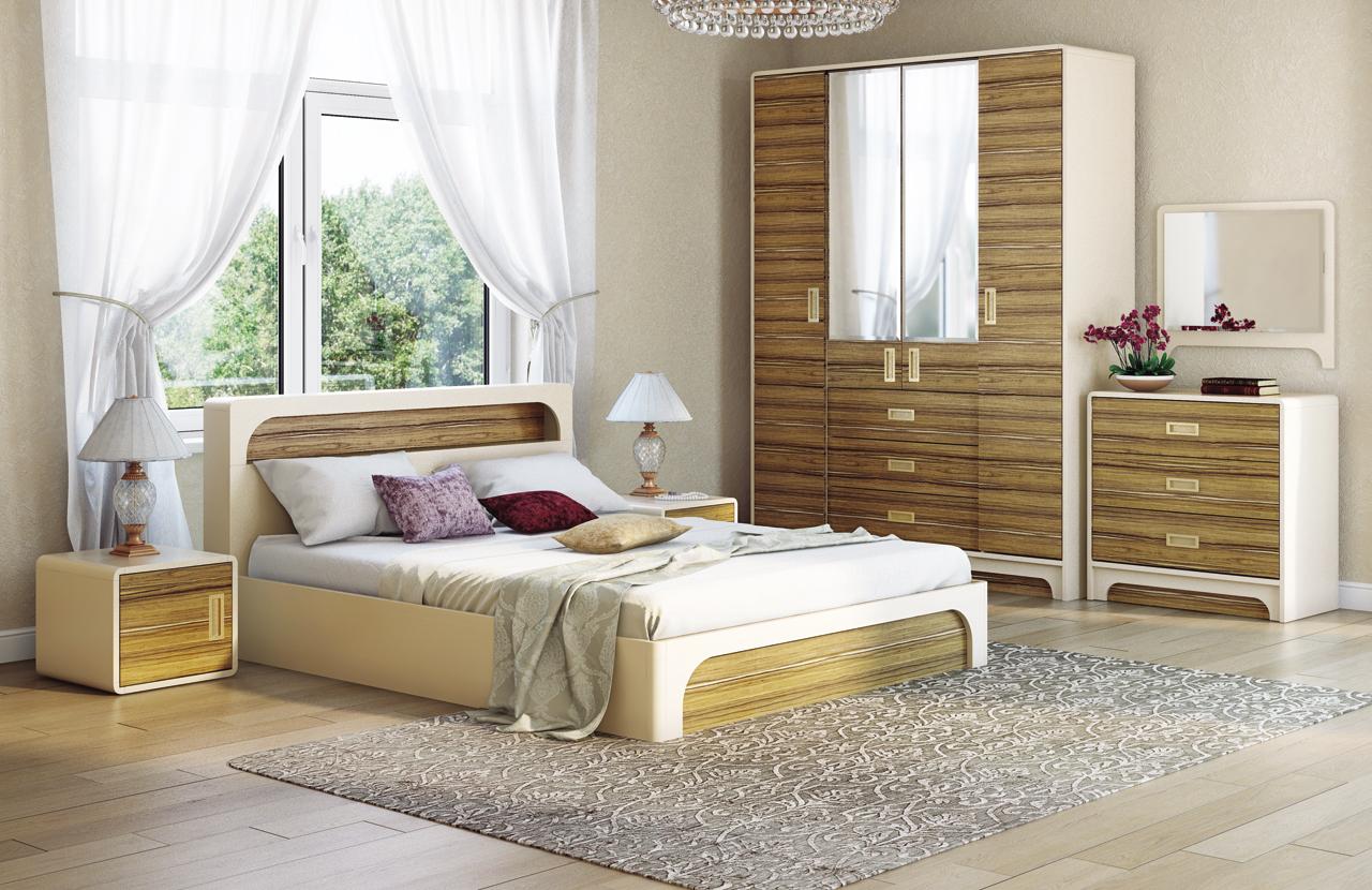 Фото спальня терра
